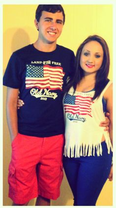 Fourth of July couple outfit  sc 1 st  Pinterest & Cute 4th of July outfit | swagg | Pinterest | Clothes Nerd outfits ...