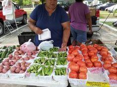 A Guide to San Antonio Farmers' Markets #sanantonio #healthyeating