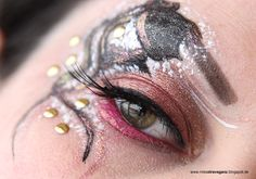 Sailor Moon inspired make up by http://missxtravaganz.blogspot.de/2015/06/bloggeraktion-talasias-dreamz.html