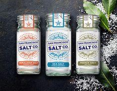 "Check out new work on my @Behance portfolio: ""Purveryors of Sea Salt Packaging for San Francisco Salt Co."" http://be.net/gallery/40958877/Artisan-Sea-Salt-Packaging-for-San-Francisco-Salt-Co"