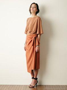 DRWCYS ラップタイトスカート 16,200円(税込)