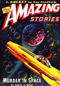 amazing stories may