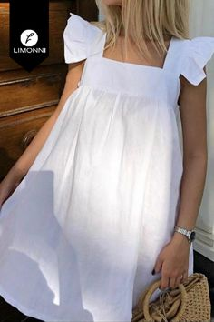 Casual Summer Dresses, Cute Casual Outfits, Simple Dresses, Cute Dresses, Beautiful Dresses, Casual Look For Women, Playsuit Dress, Need Supply, Maternity Fashion