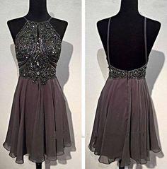Short Prom Dress Short homecoming dress S025