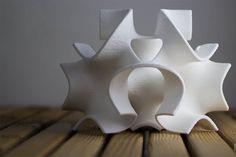 Amerikaans koppel maakt desserts met 3D-printer