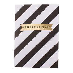 kikki.k | fathers day card