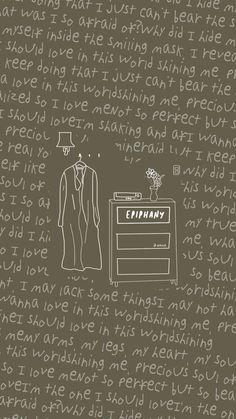 Bts wall paper lyrics epiphany Ideas for 2020 L Wallpaper, Bts Wallpaper Lyrics, Lock Screen Wallpaper, Wallpaper Quotes, Bts Wallpapers, Bts Backgrounds, Kpop Tumblr, Wallpaper Aesthetic, Bts Lyric