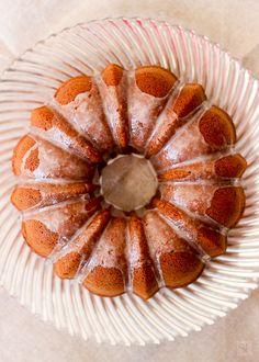 Bundt Cake de Plátano y Jengibre #ytreats