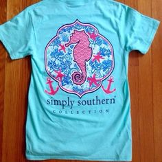 Simply Southern Shirt Brand new. Price is firm unless bundled. Simply Southern Tops Tees - Short Sleeve