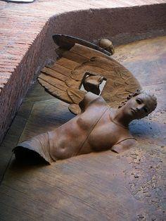 Igor Mitoraj sculptures