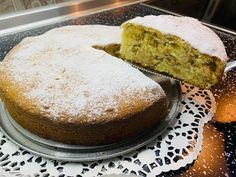 TORTA SOFFICE PER NATALE RICETTA FACILE E POCHI INGREDIENTI❤️ - YouTube Biscotti, Vanilla Cake, Mousse, Food And Drink, Cooking Recipes, Desserts, Youtube, Christmas, Sweet Recipes