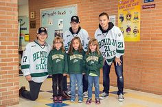 Bemidji State University, Hockey Teams, Triplets, Special Guest, First Grade, Facebook, Gallery, Check, First Class