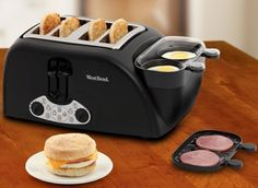 A toaster that does everything for you. | 26 College Graduation Presents To Make You Feel Like An Actual Adult