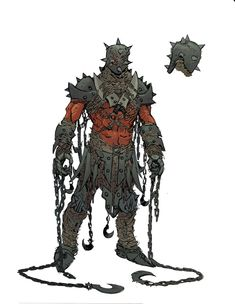 """""""D&D Baldur's Gate: Descent Into Avernus is out in 1 WEEK Here is some more concept art for the Devil Legions of the Blood War. Fantasy Concept Art, Weapon Concept Art, Fantasy Character Design, Dark Fantasy, Character Concept, Character Inspiration, Fantasy Art, Monster Concept Art, Fantasy Monster"""