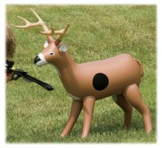 NXT Generation™ 3D Deer Target for Kids | Bass Pro Shops someone's getting this for his birthday!!!!