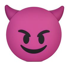 Scheming Devil Emoji Powerbank charger for iOS & Android