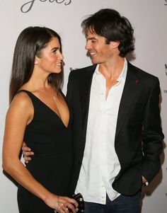 Pin for Later: Judging by These Photos, Ian Somerhalder Is Fully Aware That He's a Lucky Man