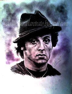 El alma en cada retrato: Rocky ya tiene 70 años.