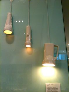 Flashlight chandelier by Sorry, That User Name is Already Taken, via Flickr