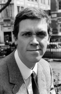 Hugh Laurie in his youth