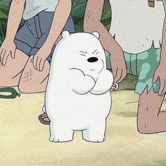 Cartoon Icons, Cartoon Memes, Cartoon Characters, Cartoons, Ice Bear We Bare Bears, We Bear, Bear Meme, Desenhos Cartoon Network, We Bare Bears Wallpapers