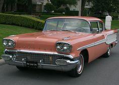 1958 Pontiac Chieftain Original