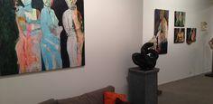 Jacqueline van der Plaat - Leinwand: ein Blog von Saatchi Kunst