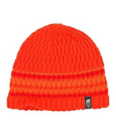The North Face The Blues Beanie Valencia Orange OS     See this great  product. Outdoor Stuff · Winter Hats for Men 24332a590536