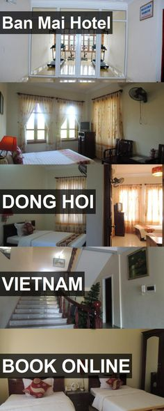Hotel Ban Mai Hotel in Dong Hoi, Vietnam. For more information, photos, reviews and best prices please follow the link. #Vietnam #DongHoi #BanMaiHotel #hotel #travel #vacation