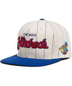 caf53e49d4c Back To The Hundreds 2015 World Series Snapback Hat