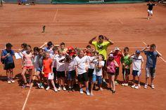 GAK-Tennis: KIDS-Meisterschaften Tennis, Basketball Court, Lily, Sports, Hs Sports, Orchids, Sport, Lilies