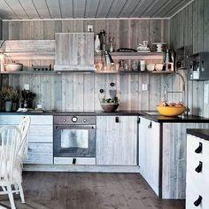 #kjøkken fra #drivvedland #drivved #mylla sjekk vår nye #katalog på www.drivved.no/prislistekatalog Nye, Double Vanity, Kitchen Cabinets, Camping, Instagram, Home Decor, Campsite, Decoration Home, Room Decor