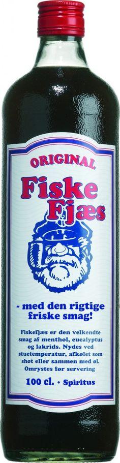 Fiskefjæs shot - Er der en dansker der ikke kender den....