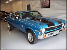 1972 Chevy Nova... Sweet.