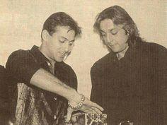 Salmn And sanjay Dutt ...