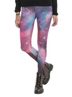 Galaxy Leggings | Hot Topic