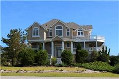Sugar 'N' Spice Outer Banks Rentals   Pine Island - Semi-Oceanfront OBX Vacation Rentals