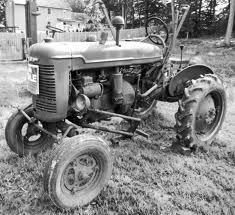 Nice tractor