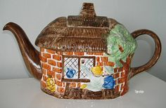 Radford Cottage Ware teapot