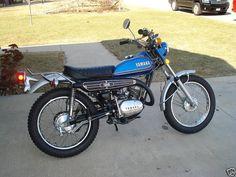 1972- Yamaha AT1 125cc