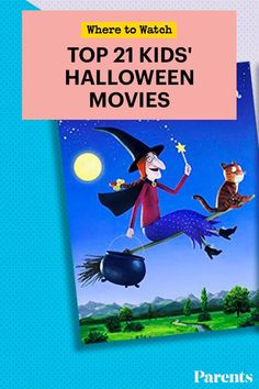 To help you get ready for everyone's favorite fall holiday, we rounded up some great Halloween movies for kids that also happen to be available to watch for free—or buy for pretty cheap—on your go-to streaming platforms. #halloweenmovies #kidsfun Best Halloween Movies, Halloween Kids, Halloween Party, Kid Movies, Family Movies, Classic Scary Movies, Halloween Adventure, Scary Kids, Casper The Friendly Ghost
