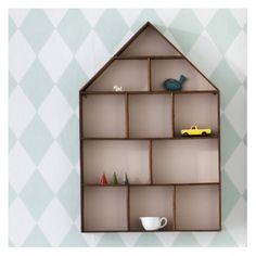 ferm LIVING The Little Dorm Shelf