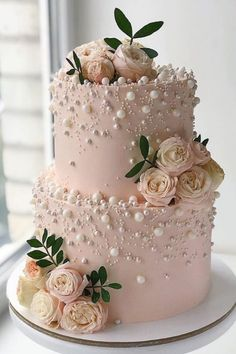40 Pretty and Delicious Wedding Cakes from Kasadelika - Oh The Wedding Day Is Coming Luxury Wedding Cake, Beautiful Wedding Cakes, Beautiful Cakes, Amazing Cakes, Cupcake Pictures, Wedding Cake Designs, Pretty Cakes, Creative Cakes, Cakes And More