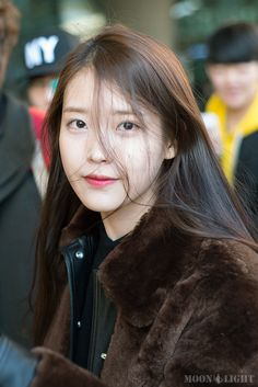 Korean Celebrities, Celebs, Cute Girls, Cool Girl, Iu Hair, Diamond Face Shape, Korean Girl Photo, Iu Fashion, Face Shapes