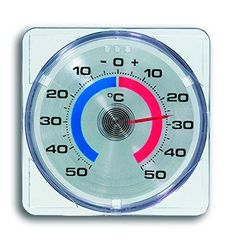 Tfa Window Thermometer 14 6001 Garden Ornaments Outdoor Cooking Timer