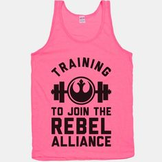 Training To Join The Rebel... | T-Shirts, Tank Tops, Sweatshirts and Hoodies | HUMAN