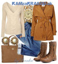 V pohodlnom outfite - KAMzaKRÁSOU.sk #kamzakrasou #sexi #love #jeans #clothes #coat #shoes #fashion #style #outfit #heels #bags #treasure #blouses #dress