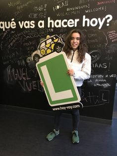 MARTINA SOLIVELLES!!! #hoyvoy #autoescola #santcugat