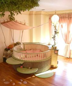I am in love with this nursery!!!