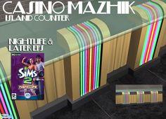 Sims 2, International Man Of Mystery, Mesh Tool, Column Base, Victorian Kitchen, Evil Geniuses, Buy Business, Door Sets, Sims Community